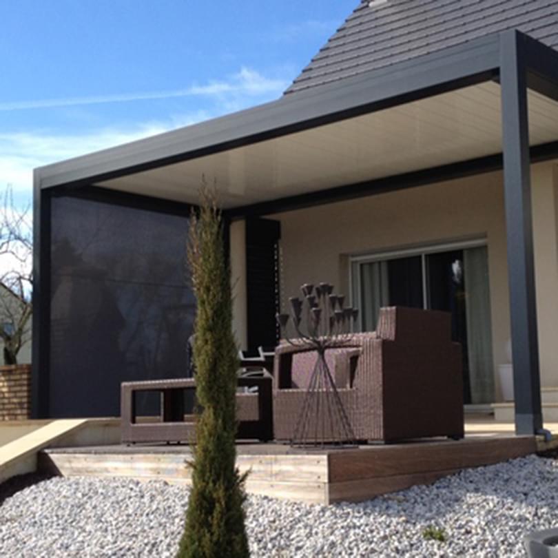 store ext rieur pergolas multiclot cl tures et portails gironde 33. Black Bedroom Furniture Sets. Home Design Ideas